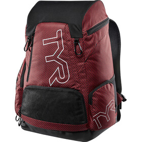 TYR Alliance Team Backpack 45l, carbon/red